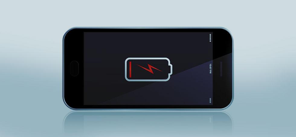 Сниженная емкость аккумулятора