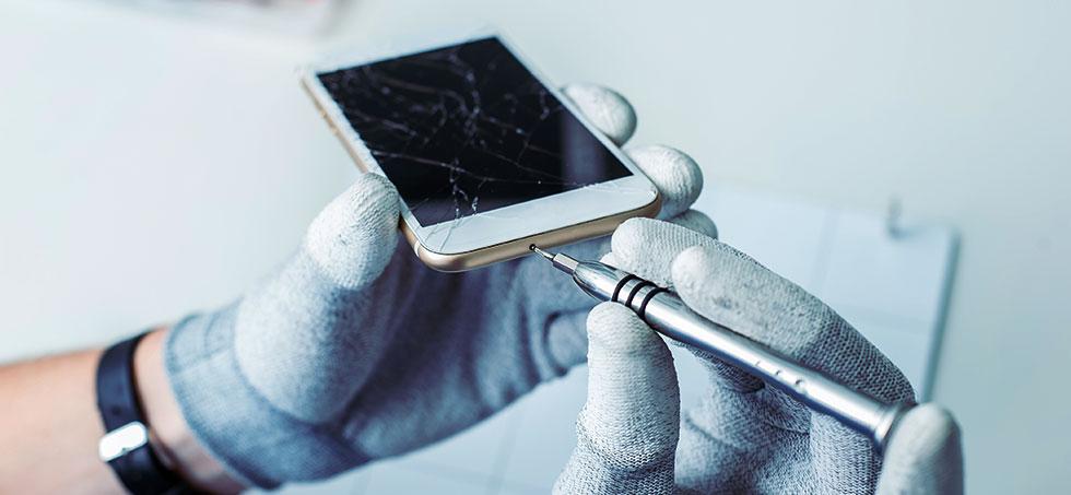 Особенности ремонта iPhone 6