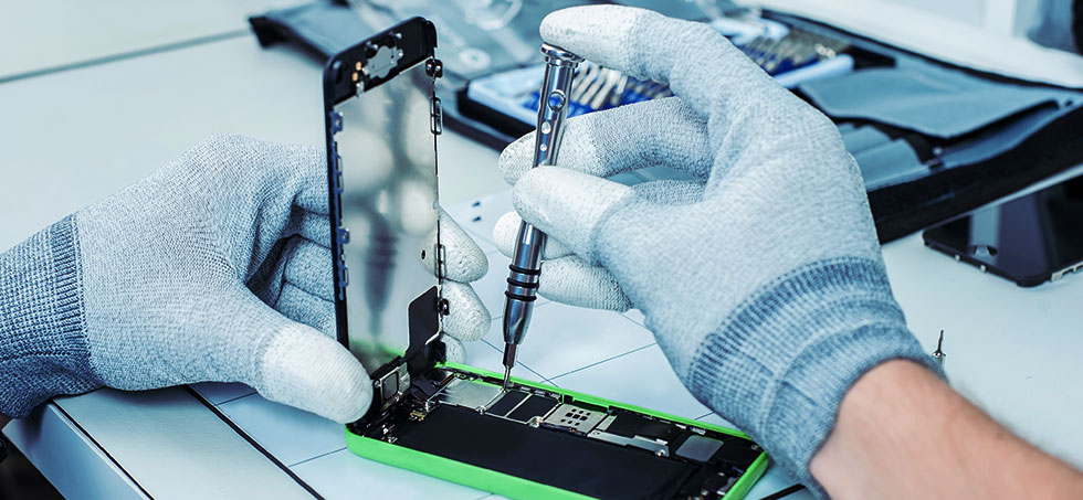 Замена разъема наушников iphone в сервисном центре