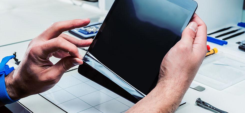 Профессиональный ремонт iPad