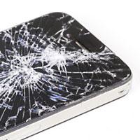 Неосторожное обращение с iphone