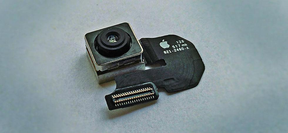 Оригинальная камера iphone